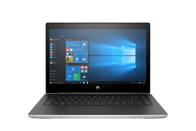 "Laptop HP 440 G5 i3-7100U/ 4GB/ 128GB/ 14"" HD/ Silver/ 15 tháng"