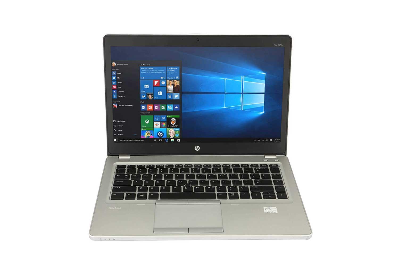 """Laptop HP EliteBook Folio 9470m i7-3687U/ 4GB/ 128GB/ 14.0"""" HD/ Intel HD Graphics 4000/ Trắng/ 15 tháng"""