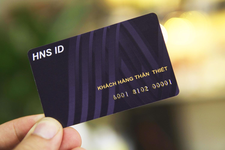 Đăng ký tài khoản thành viên HNS ID nhận ưu đãi đặc quyền dành cho khách hàng của hnstore.com.vn